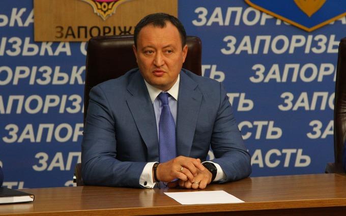 Военный склад в Запорожье атаковали с Донбасса: новые подробности