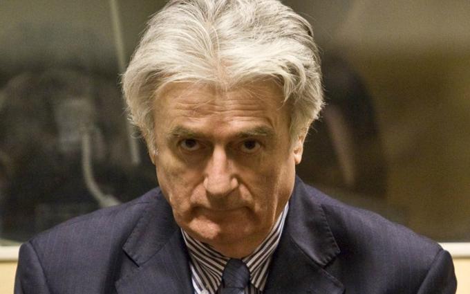 У Порошенко оценили исторический приговор Караджичу в Гааге