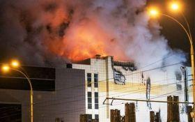 Трагедія у Кемерово: начальник служби гасіння у ТЦ намагався скоїти суїцид