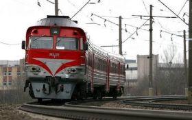 У Литві відмовилися від залізничних пасажирських перевезень до Москви