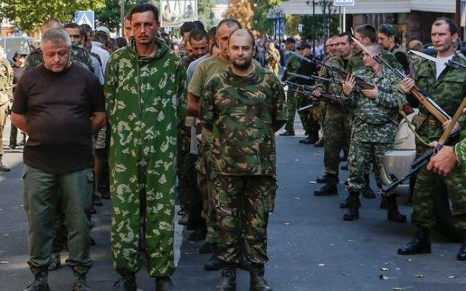"""Как в """"Новороссии"""" мучали ложными расстрелами - рассказ пленника боевиков"""