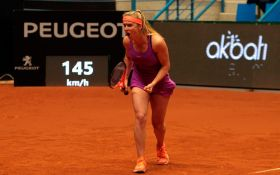 Украинка Свитолина уверенно вышла в финал престижного турнира: появилось видео