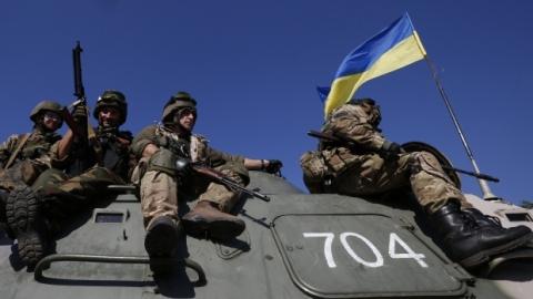 Відведення зброї почалося з Луганської області