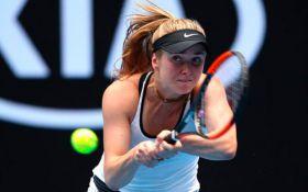 Украинская теннисистка разгромила россиянку на престижном турнире: опубликовано видео