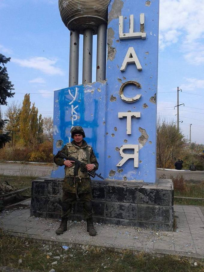 У День ВДВ в мережі згадали про українського героя війни на Донбасі (1)