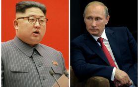У КНДР розкрили зміст листа Путіна Кім Чен Ину