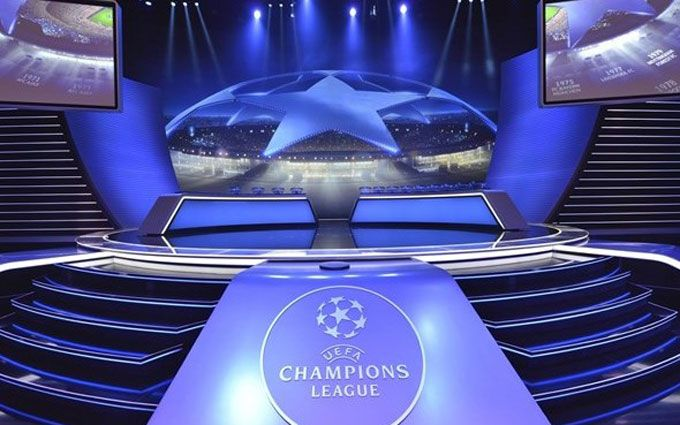 Жеребкування групового турніру Ліги чемпіонів: онлайн трансляція