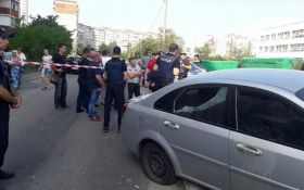 У Києві стався збройний конфлікт між нардепом і городянами: з'явилося відео