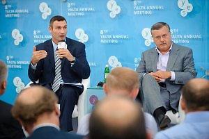 """Гриценко: От Кличко зависит решение об объединении """"Гражданской позиции"""" и """"УДАРа"""""""