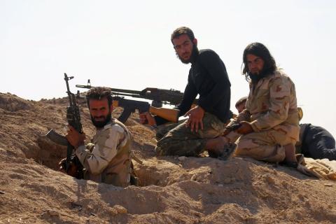 ЗМІ: сирійські повстанці загрожують військовим РФ терактами