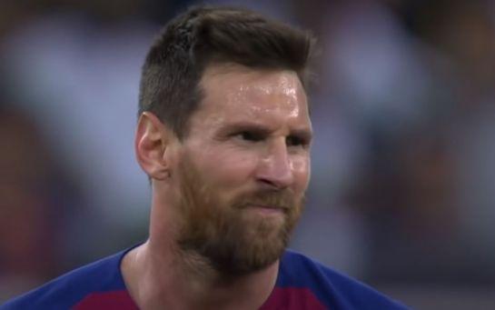 Месси получил первое место в антирейтинге футболистов - ошеломительная статистика
