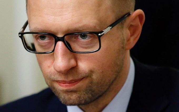 """Яценюк пожалел """"Самопомич"""", которая вышла из коалиции: опубликовано видео"""
