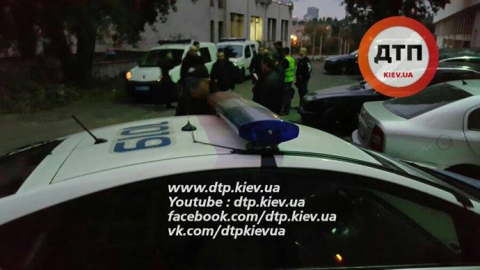Гучне пограбування в Києві: у справі з'явилися фото і відео (1)