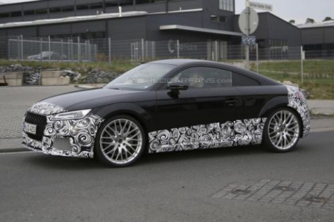 Audi TT-RS Coupe проходить тести у власному кузові (18 фото) (7)