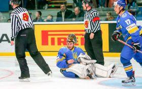Збірна України програла вирішальну битву на Чемпіонаті світу з хокею у Києві