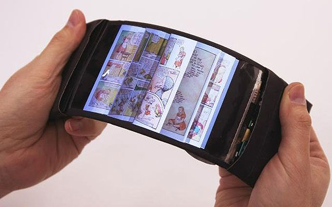 Исследователи показали прототип гибкого смартфона: опубликовано видео