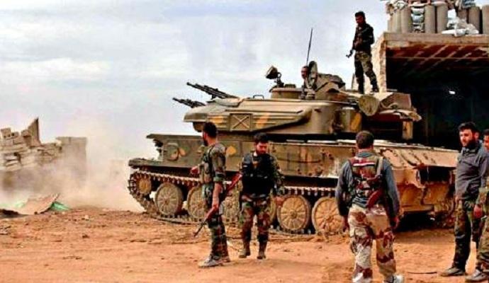 Армия Ирака заявила о полном контроле над Эр-Рамади