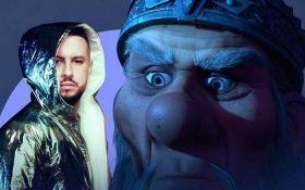Популярный украинский певец озвучил героя мультфильма: появилось видео
