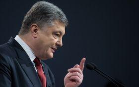 Порошенко назвал единственный способ остановить войну на Донбассе