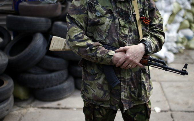 Стало відомо про дивну поведінку бойовиків на Донбасі