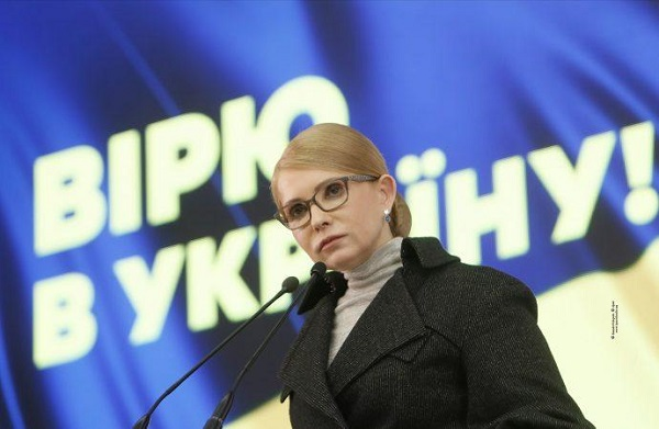 Дані анкетування 2,5 млн українців показали, що Тимошенко лідирує на виборах президента, - заява партії «Батьківщина» (3)