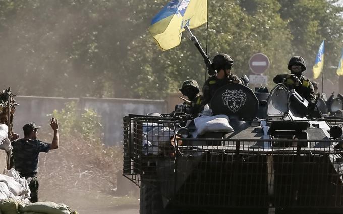 Загострення на Донбасі: в штабі АТО відзвітували про поранених