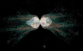 Гігантський лазер: в космосі виявлений аномальний об'єкт, що стріляє