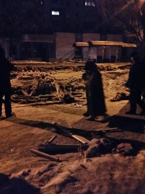 В Сумах произошел мощный взрыв в жилом доме: появились фото, видео и подробности (9)