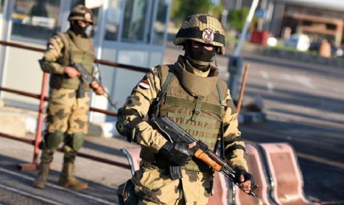 В Египте проводят антитеррористическую операцию