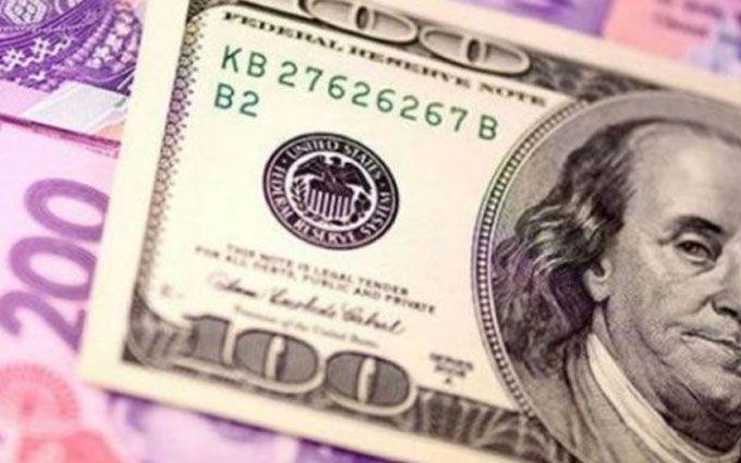 Курсы валют в Украине на четверг, 12 июля