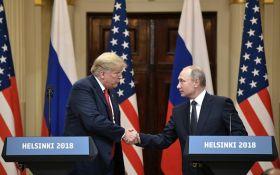 Белый дом обнародовал единственную договоренность, достигнутую Трампом и Путиным в Хельсинки