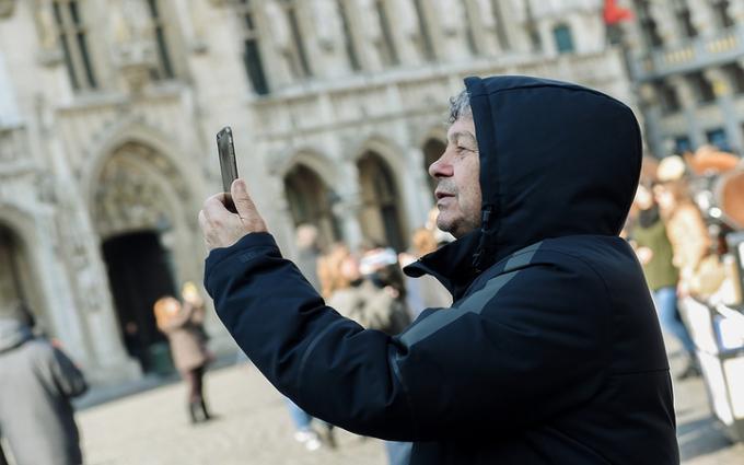"""Селфи Луческу: """"Шахтер"""" прогулялся перед битвой с Королевским клубом. Опубликовано фото"""