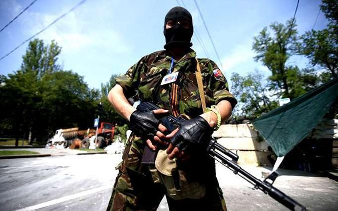 Бойовики ЛНР визнали себе банановою республікою: опубліковано фото
