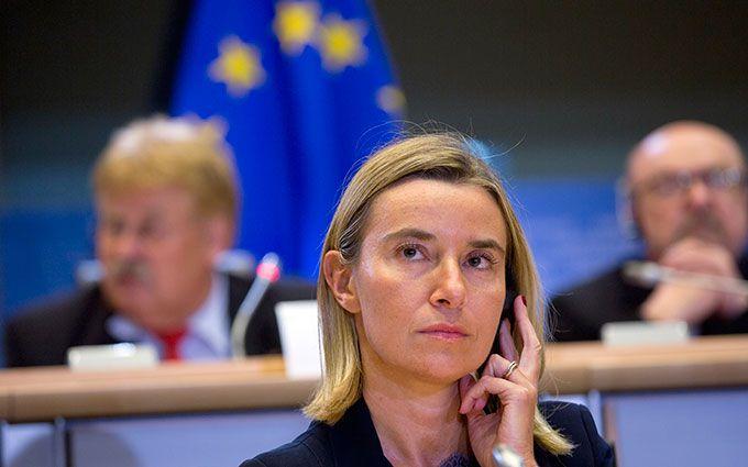 ЄС не може дочекатися: в заяві Федеріки Могеріні щодо Донбасу побачили хороший сигнал