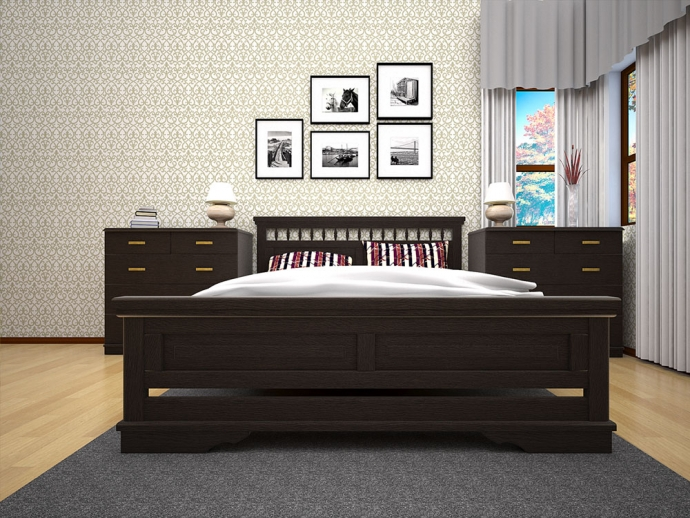 Дерев'яні ліжка. Як зробити правильний вибір? (5)