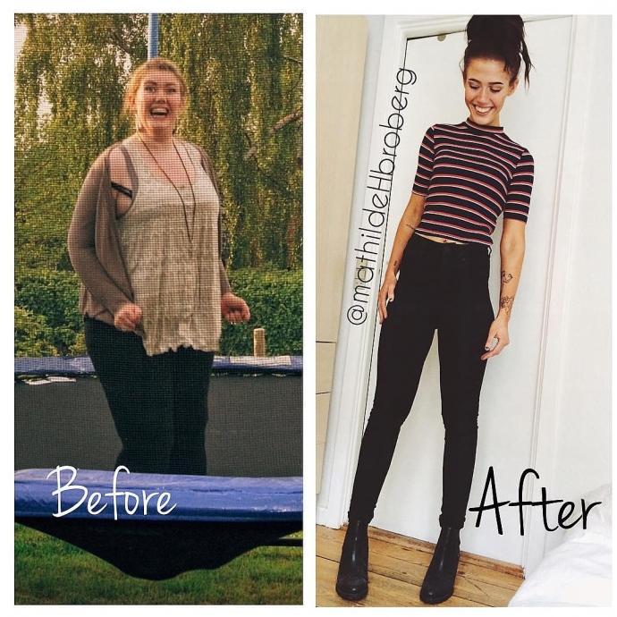 126-кілограмова дівчина схудла вдвічі і розповіла, як це зробити: вражаючі фото (1)