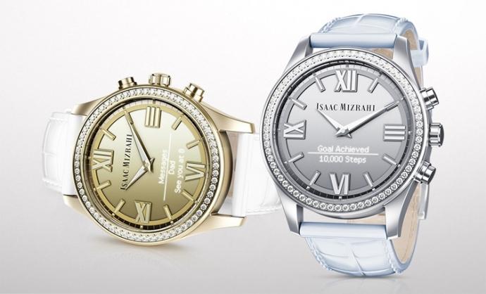 Компания HP представила женские смарт-часы с кристаллами Swarovski (5 фото) (1)