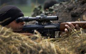 На Донбассе украинских военных атаковал вражеский снайпер: ВСУ понесли серьезные потери