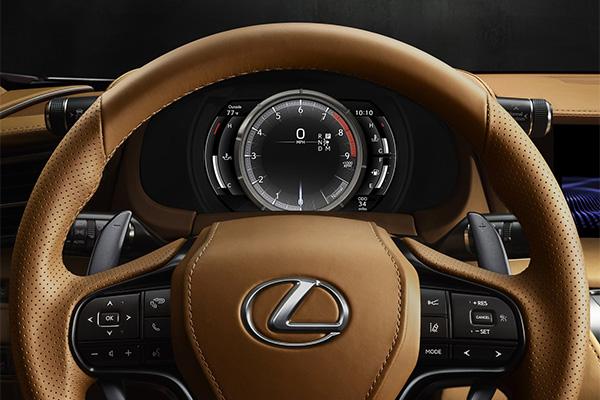 Компанія Lexus представила серійний спорткар LC500 (11 фото) (6)