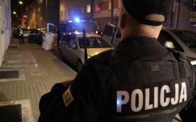В Польше произошел вооруженный конфликт с копами и украинцами, есть пострадавшие