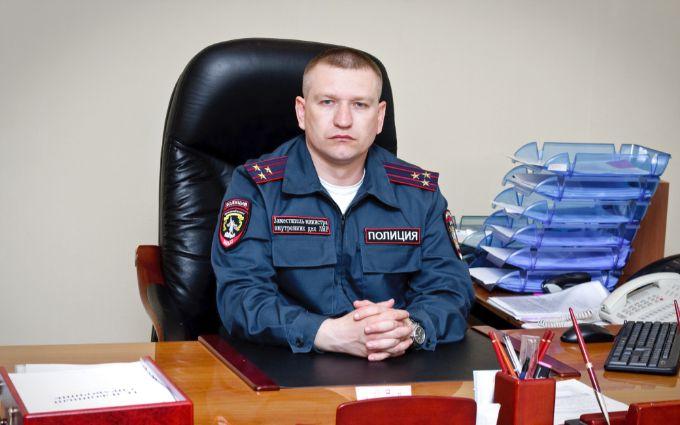 """Першому заступнику """"голови МВС ЛНР"""" повідомили про підозру - прокуратура"""