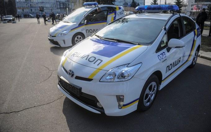 Погоня в Киеве: появилось полное видео