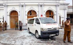 Серия терактов в Шри-Ланке. Сотни погибших, включая иностранцев