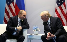 """Трамп прогнозує """"великий успіх"""" після зустрічі з Путіним"""