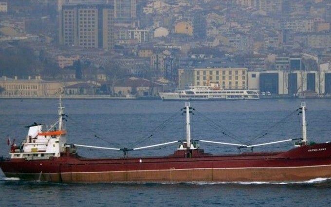 Испания задержала судно с18 тоннами гашиша иукраинским экипажем