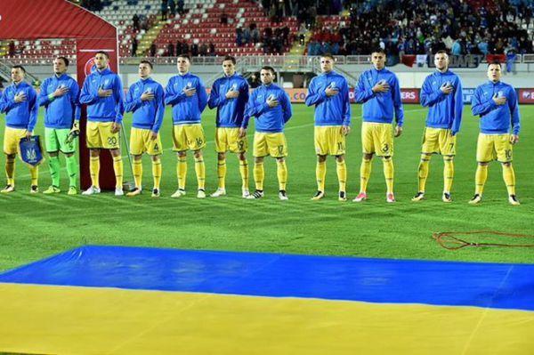 Футбол: збірна України може зіграти зі Словаччиною, Коста-Рікою або Швейцарією