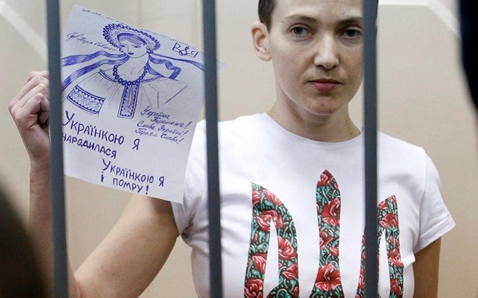 Мои судьи подписали себе смертный приговор: появилось новое письмо Савченко