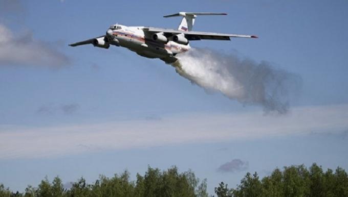 У Росії шукають зниклий літак