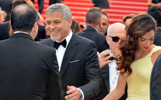Джордж Клуни боится за свою жизнь