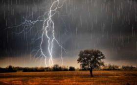 Сильные дожди и шквалы: в ряде регионов Украины ожидают ухудшения погоды